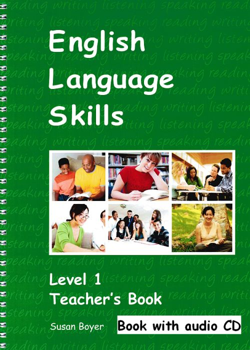 English_Language_Skills_-_Level_1_-_Teachers_Book_with_CD_ISBN_9781877074332
