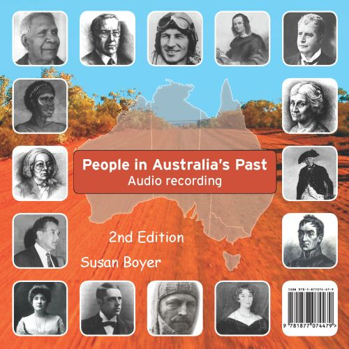 People_in_Australia's_Past:_Stories_&_Activities_Audio_CD_ISBN_9781877074479