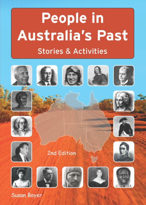 People_in_Australia's_Past:_Stories_&_Activities_ISBN_9781877074462