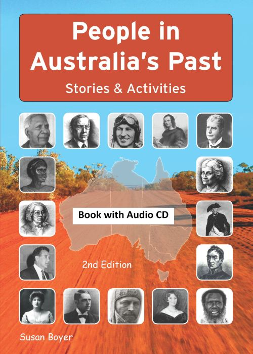 People_in_Australia's_Past:_Stories_&_Activities_Book_with_CD_ISBN_9781877074486
